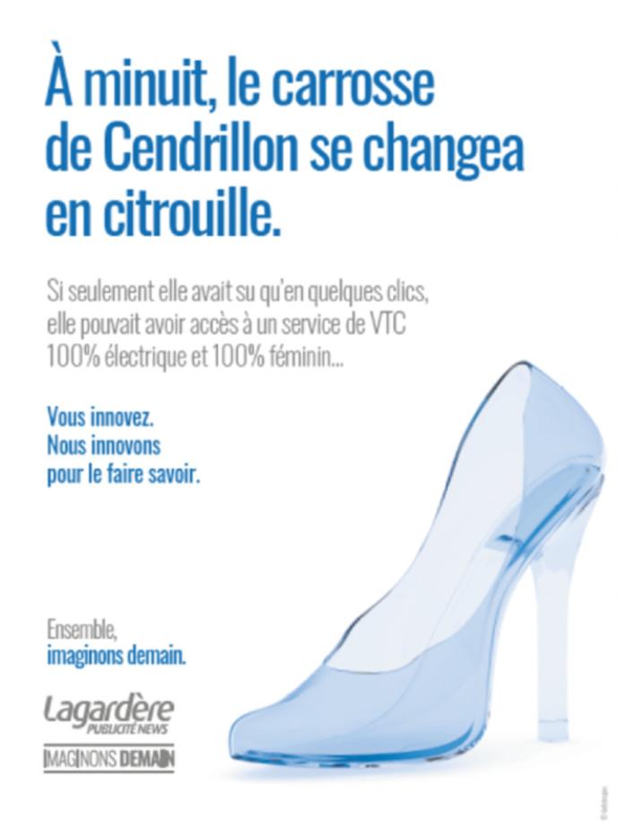 """Lagardère Publicité News invite le monde de la publicité à """"Imaginer Demain"""""""