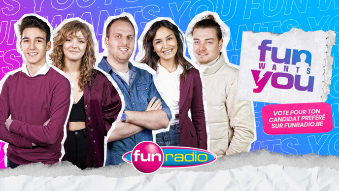 "Belgique : Fun Radio lance son casting ""Fun Wants You"""