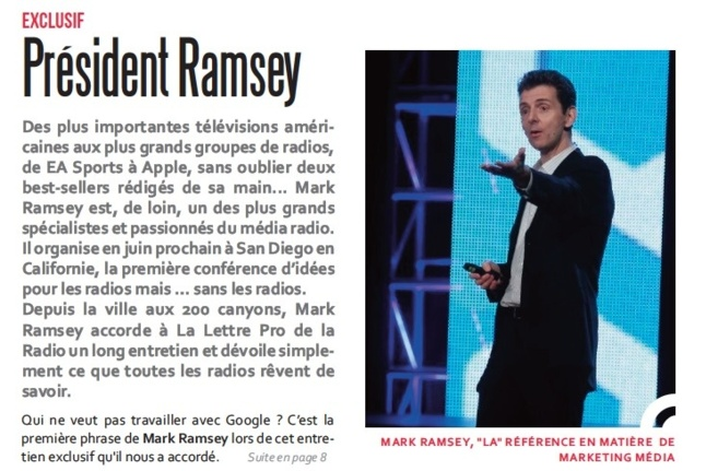 LLP39 - President Ramsey