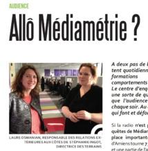 LLP39 - Allô Médiamétrie ?