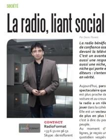 LLP39 - La radio, liant social