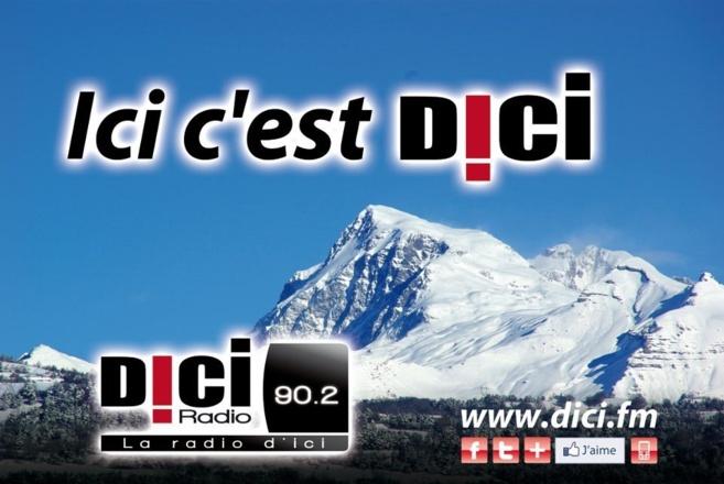 Neuf postes sont à pourvoir illico dans les Alpes du Sud, pour D!CI radio et TV.