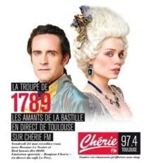 1789 sur Chérie FM Toulouse