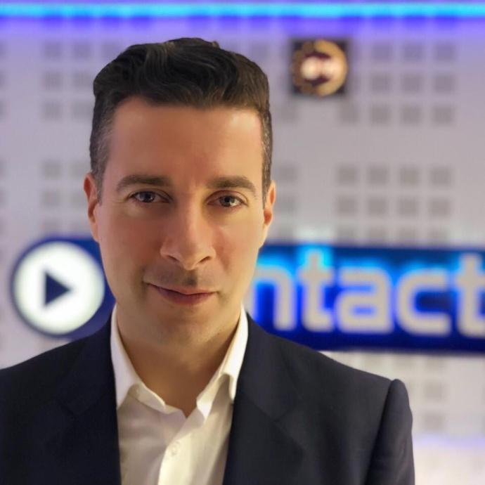 Nicolas Pavageau, patron des radios du groupe Rossel.