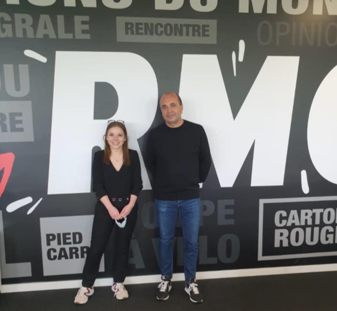 Anne-Lyvia Tollinchi rejoint la rédaction de RMC