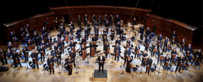 Cristian Măcelaru et l'Orchestre National de France : Christophe Abramowitz / Radio France