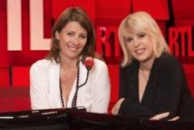 Le futur duo du soir sur RTL : Laëtitia Nallet et Christine Hass © Abacapress pour RTL