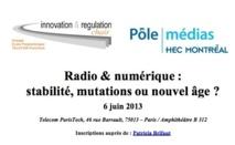 Conférence Radio & Numérique le 6 juin