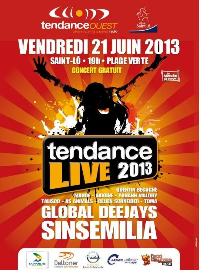 Sinsemilia au Tendance Live