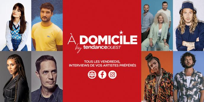 """Des artistes """"à domicile"""" avec Tendance Ouest"""