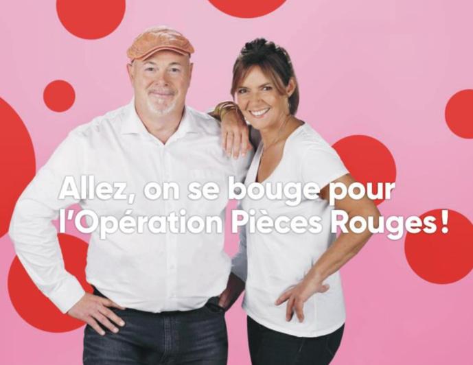 Bel RTL : l'opération Pièces Rouges reconduite