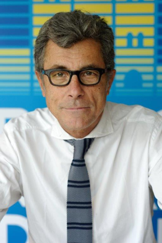 Bruno Courtois, directeur de Radio Notre Dame. © Laurence de Terline.