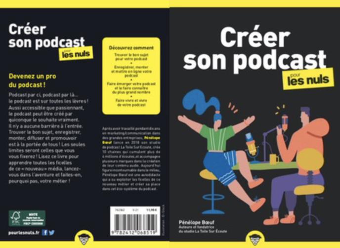 Pénélope Bœuf explique les podcasts aux nuls
