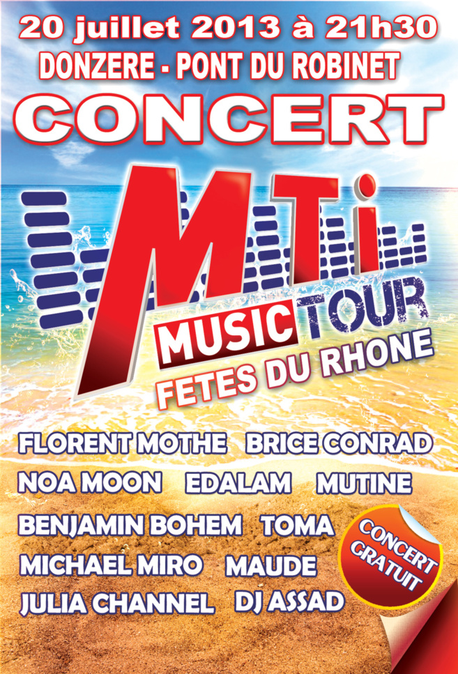 MTI Music Tour