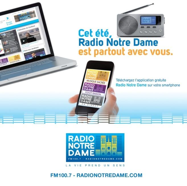 L'été sur Radio Notre-Dame