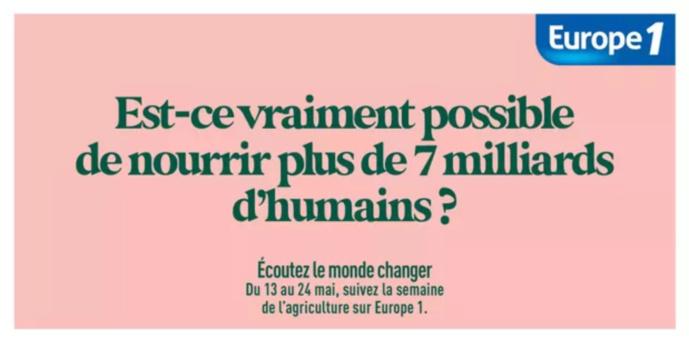 Lagardère Publicité News : un dispositif multicanal pour la Semaine de l'agriculture