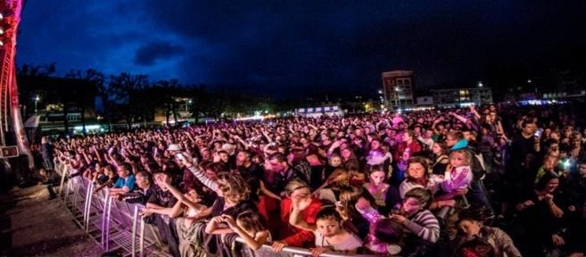 10 000 spectateurs au Cristal Live