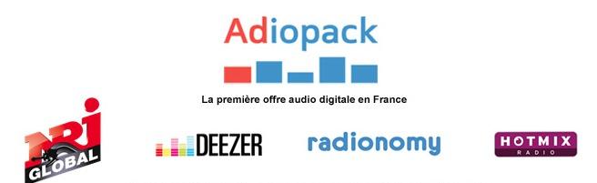 Adiopack : première offre digitale