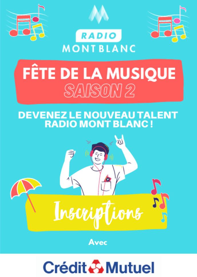 Radio Mont Blanc fait la fête dès cette semaine