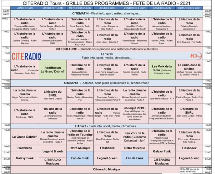 Fête de la radio : une fréquence temporaire pour CitéRadio