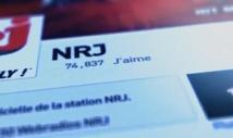 2 millions de fans pour NRJ