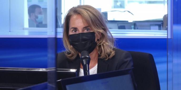 Constance Benqué, Présidente de Lagardère News © Europe 1