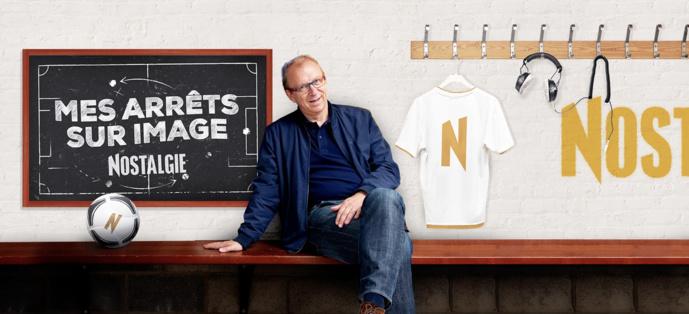 Belgique : Michel Lecomte rejoint l'équipe de Nostalgie
