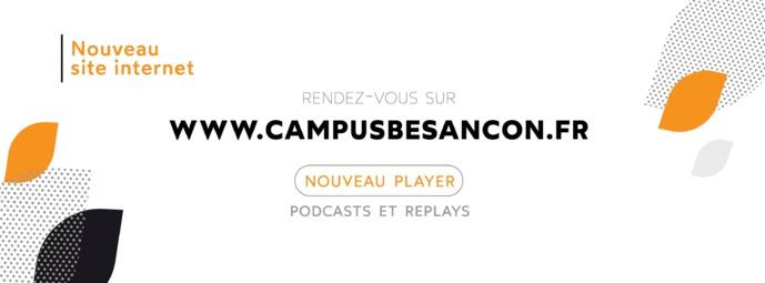 Un nouveau site web pour Radio Campus Besançon