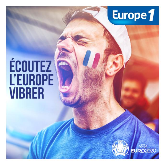 Europe 1 fait vivre les auditeurs au rythme de l'Euro