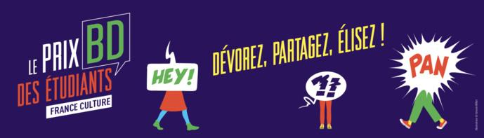 France Culture met la BD à l'honneur
