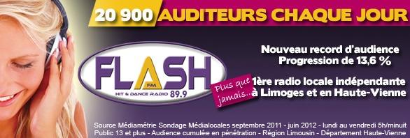 Flash FM en rade