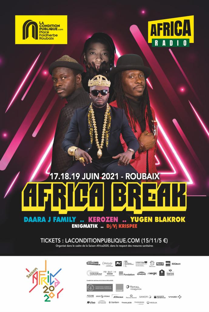 Les concerts d'Africa Radio reviennent déjà