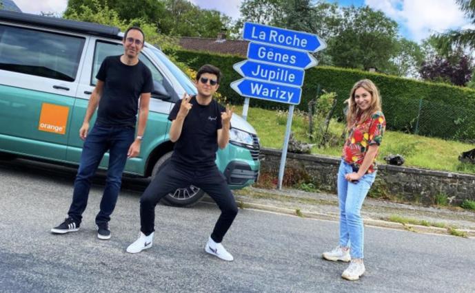 """Radio Contact : """" Le 16/20 On Tour"""" sur les routes wallonnes"""