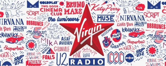 Virgin Radio fidélise
