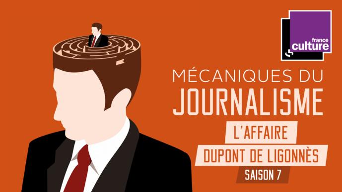 """Nouvelle saison du podcast """"Les Mécaniques du journalisme"""""""