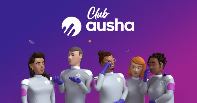 Ausha lance son Club, un espace communautaire pour ses podcasteurs