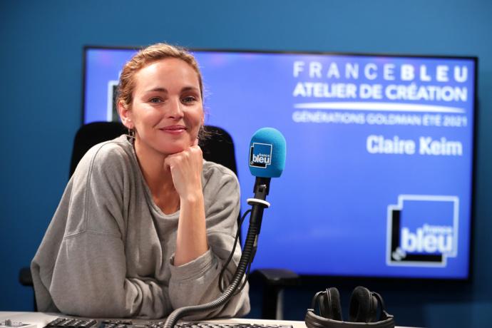 """""""Générations Goldman"""" : cet été, Claire Keim raconte l'histoire des chansons de Jean-Jacques Goldman © Jean-Philippe Parienté"""