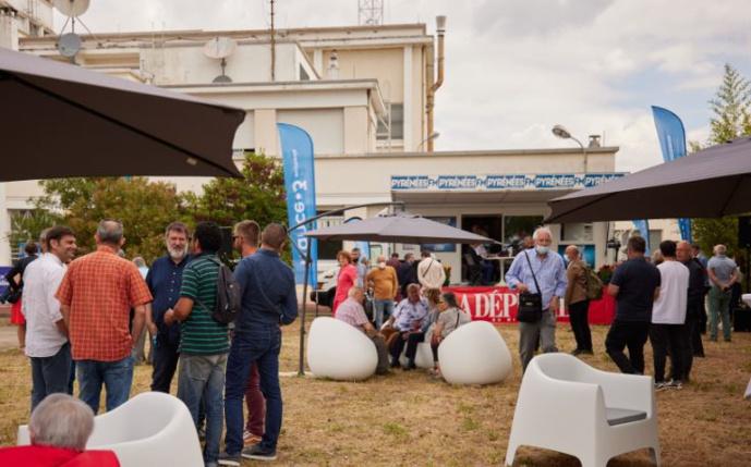 Pyrénées FM et TDF ont célébré le site de Muret