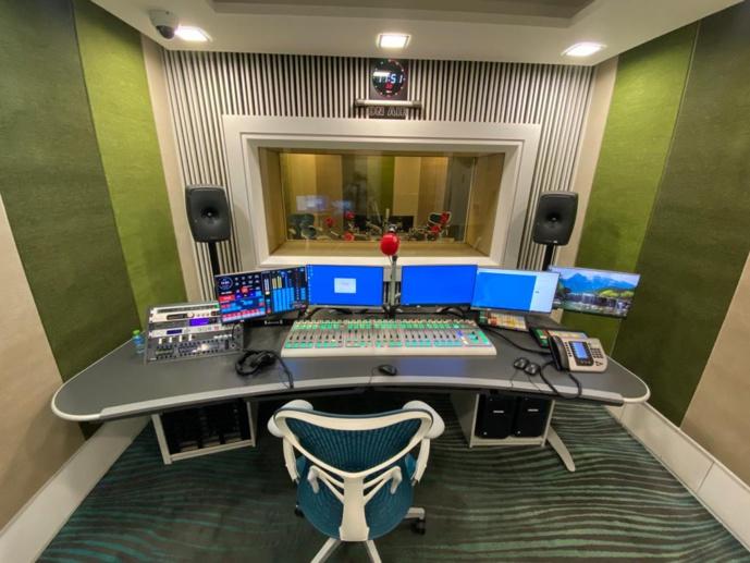 Bahrain Radio se modernise avec Lawo