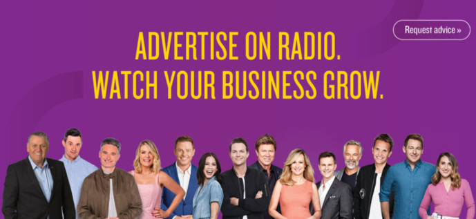 Commercial Radio Australia se concentre sur les PME
