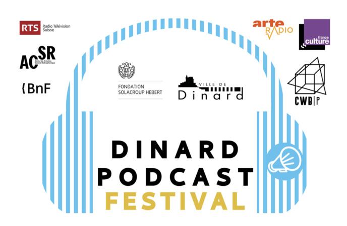 Lancement du Dinard Podcast Festival