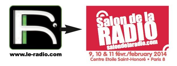 Le RADIO 2014 devient le Salon de la Radio
