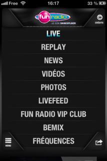 L'application Fun 100 % sociale