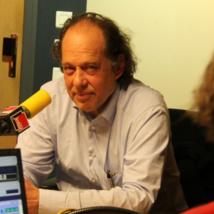 Jean-Claude Ameisen obtient le prix de la meilleure émission radio © Anne Audigier - 2013