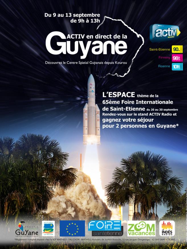 Activ Radio en Guyanne