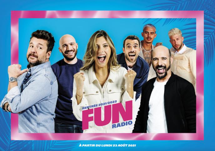 Fun Radio : nouvelle saison et nouvelle identité
