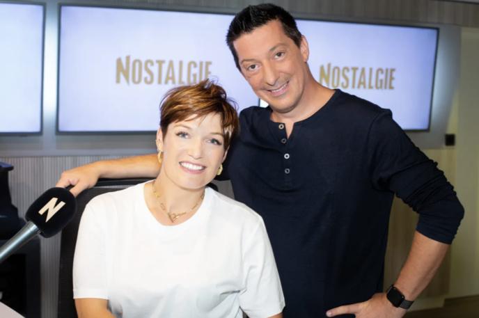 """Ingrid Franssen, accompagnée de Sébastien Bay, se retrouvent aux commandes de la nouvelle version de """"La Nosta Family"""", de 05h à 09h"""