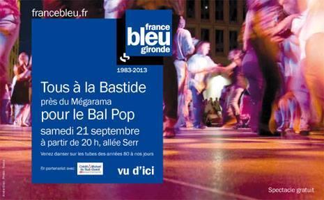 Visitez les studios de France Bleu Gironde