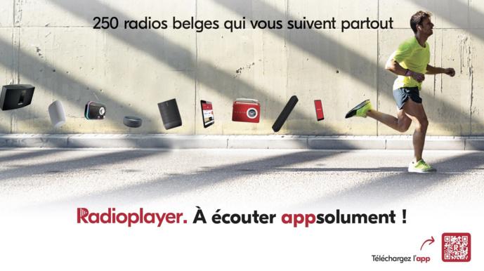 Radioplayer Belgique : 250 radios belges accessibles
