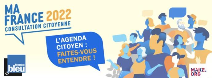 France Bleu lance une grande consultation citoyenne